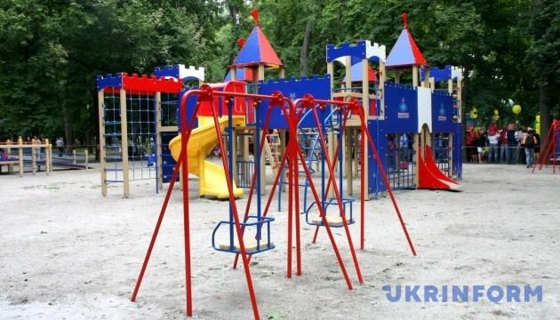 У Києві хочуть провести ревізію дитячих майданчиків