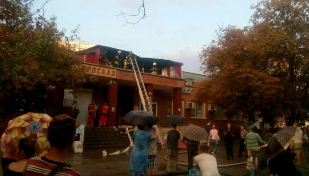 Полиция завела дело из-за пожара в киевском хостеле
