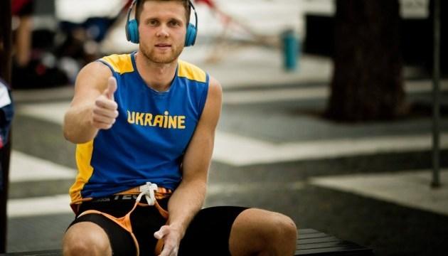 Украинский скалолаз выиграл французский этап Кубка мира