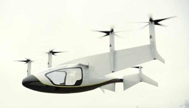 Rolls-Royce випустить літаюче таксі