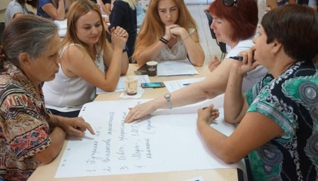 В Николаеве обсудили роль женщины в ОТГ