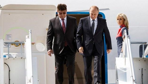 Путин опоздает на встречу с Трампом - СМИ