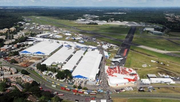 Укроборонпром бере участь в авіасалоні Farnborough Airshow