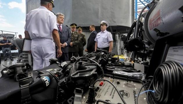 Россия разместила в Крыму ударную авиацию, новейшие ракеты и ЗРК — Порошенко