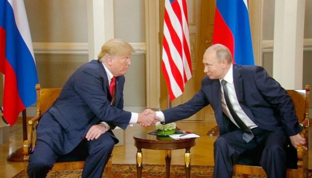 В Хельсинки с часовым опозданием началась встреча Трампа и Путина