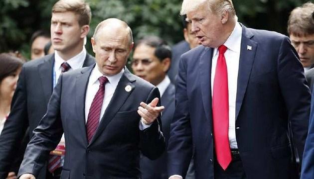 У питанні Криму Трамп і Путін залишилися кожен при своєму