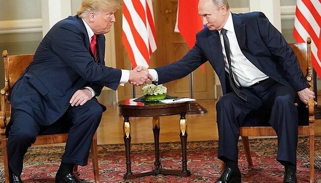 Трамп про втручання у вибори: Маю слово Путіна, що це не Росія