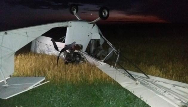 На Сумщине открыли дело из-за падения самолета