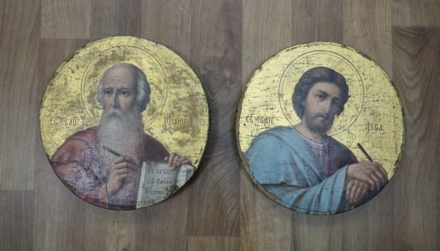 СБУ не дала вывезти в Россию иконы XIX века