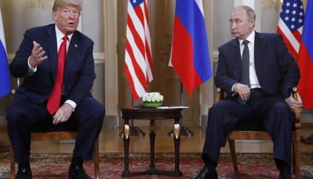 Екс-посол США: Зустріч Путіна і Трампа може стати переламною для останнього