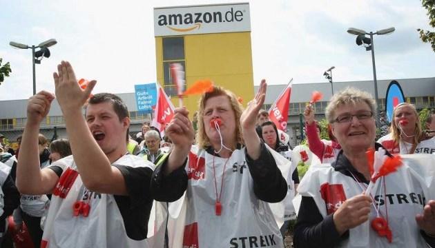 Тисячі працівників Amazon у Німеччині готують страйк