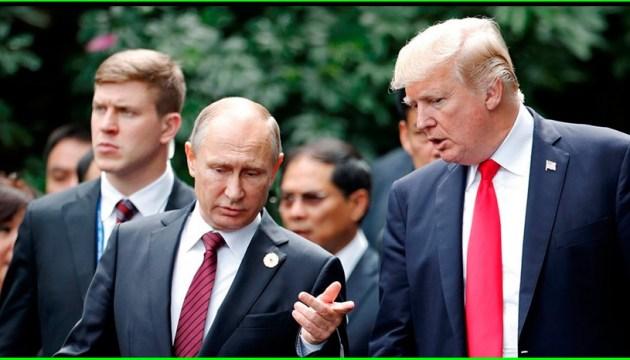 Trump verschiebt Treffen mit Putin auf nächstes Jahr