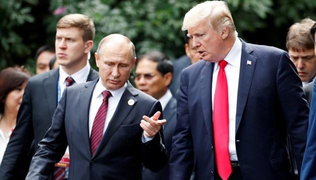 Шварцнеггер - Трампу після зустрічі з Путіним: Ви стояли там, як хлопчик-фанат