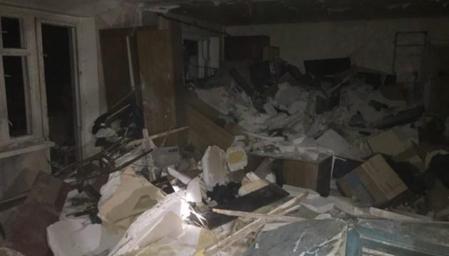 У Кривому Розі в житловому будинку стався вибух, є постраждалі