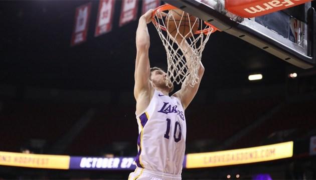 Баскетбол: Михайлюк з