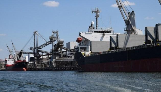 Николаевский порт увеличил объемы перевалки грузов на 21%