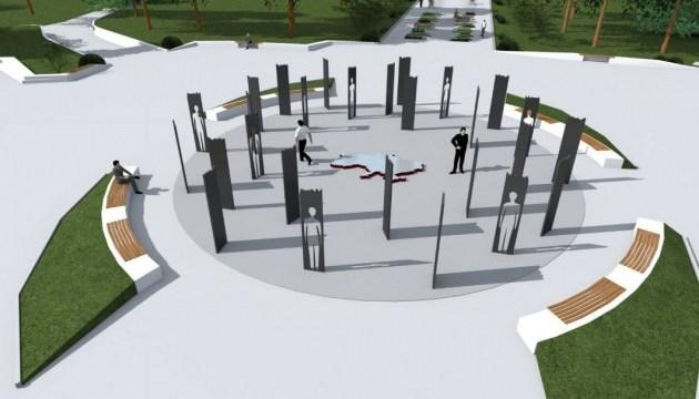 У Тернополі реконструюють парк ХІХ століття