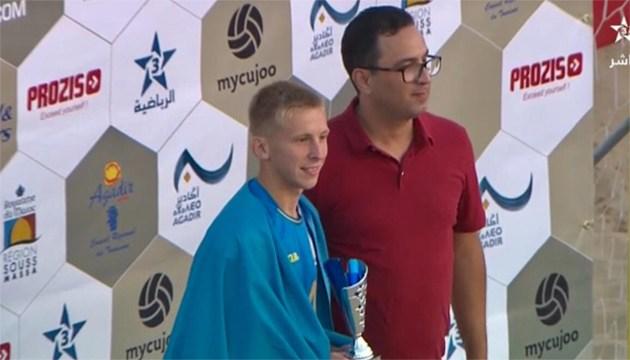 Пляжний футбол: Петренко став кращим бомбардиром турніру в Марокко