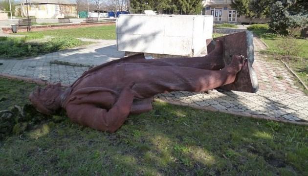 Декомунізація Донеччини: знесли 75 пам'ятників, перейменували три тисячі вулиць