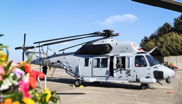 На базі морської піхоти у Південній Кореї розбився вертоліт