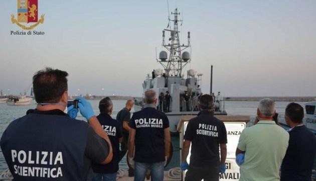 Біля берегів Лівії перехопили човен із понад 150 мігрантами