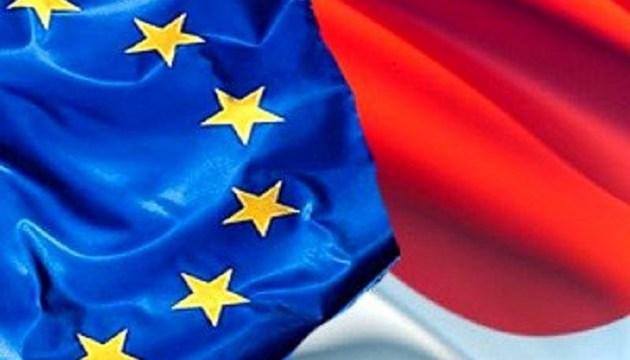 ЄС і Японія підписали угоди про стратегічне партнерство та торгівлю