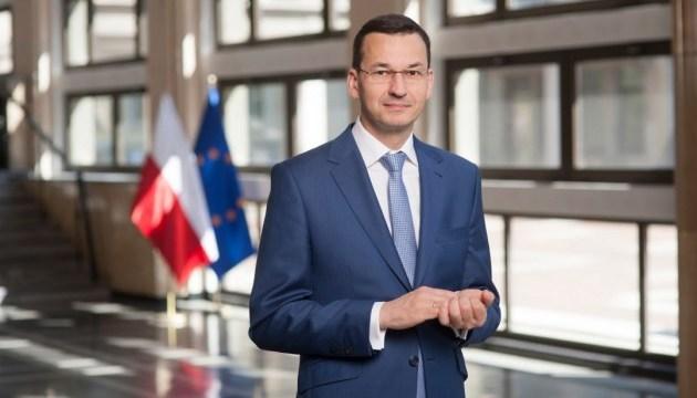 Премьер Польши прокомментировал