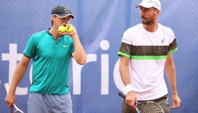 Теніс: Молчанов вийшов до парного чвертьфіналу турніру у Хорватії