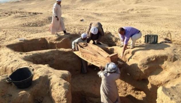 Археологи в Єгипті знайшли промислову зону з безліччю майстерень