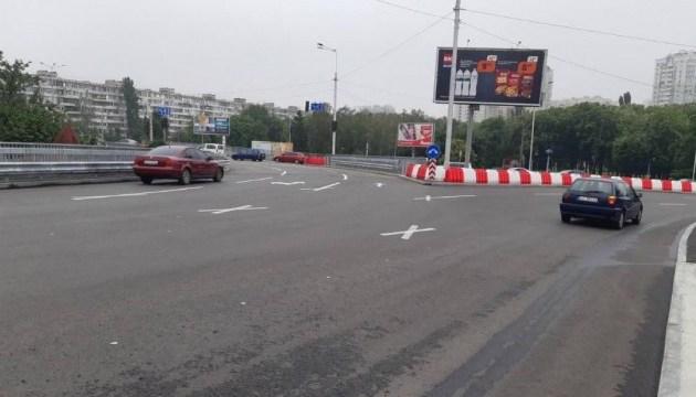 Возобновлено движение на пересечении пр. Курбаса с ул. Гната Юры и Покотило