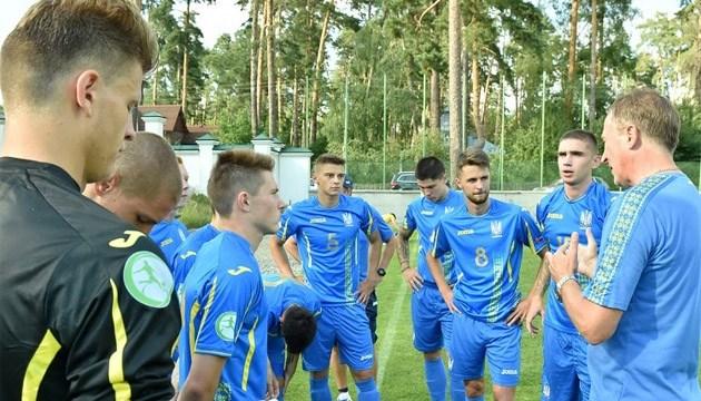Петраков: юнацька збірна України діяла дисципліновано у грі проти Франції