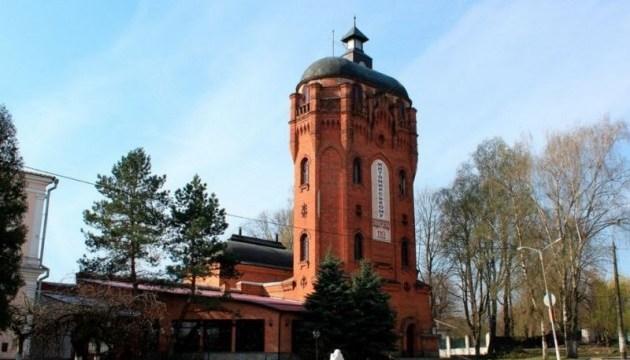У Житомирі реконструюють водонапірну вежу ХІХ століття