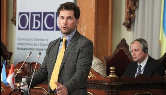Суди в Україні істотно змінилися - керівник проекту ЄС з підтримки реформ
