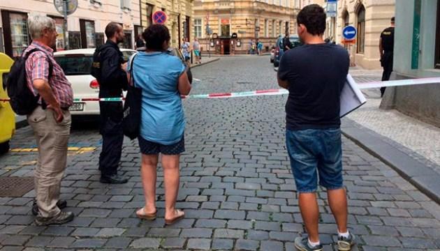 В центре Праги обваливается здание школы, у пострадавших - тяжелые травмы