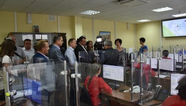 В Україні відкрили першу центральну диспетчерську, що
