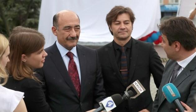 Театры, музеи и кино: Нищук обсудил сотрудничество с азербайджанским коллегой