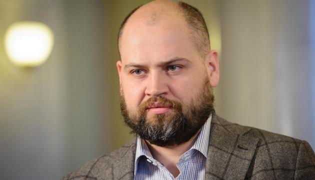 Parlamentsabgeordnete Schurschij legt Mandat nieder