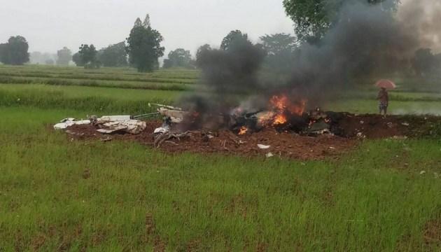 У Таїланді розбився приватний вертоліт: четверо загиблих