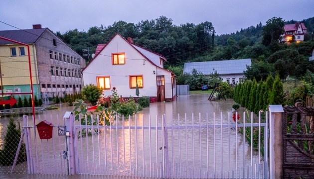 Південь Польщі потерпає від паводків