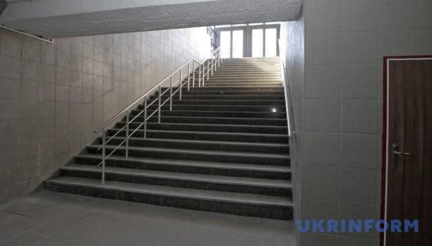 Входи та виходи з підземних переходів облаштують додатковими поручнями