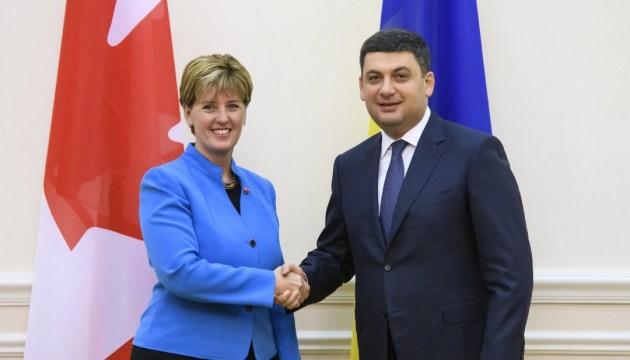 Gute Perspektiven für ukrainische-kanadische Handelsbeziehungen
