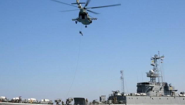 Sea Breeze: Україна, Молдова і США відпрацювали десантні операції