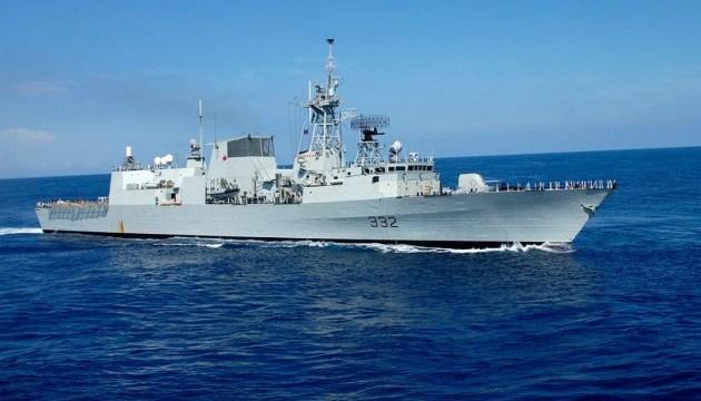 Канада направила бойовий човен до Середземного моря для участі в операції НАТО