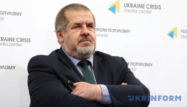 Крымские оккупанты ищут возможность возобновить подачу воды из Днепра — Чубаров