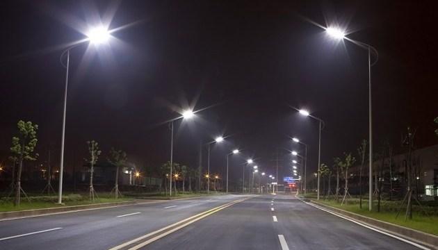 У Києві встановлять 65 тисяч LED-ламп