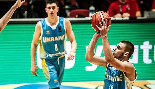 Сборная Украины победила Исландию на чемпионате Европы по баскетболу U-20