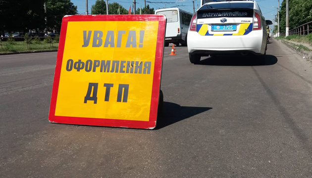 Ten killed, ten injured in road accident in Zhytomyr region