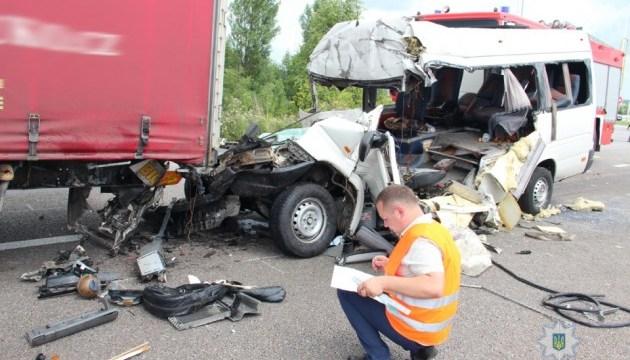 Власнику маршрутки, що спричинила смертельну ДТП під Житомиром, оголосили підозру