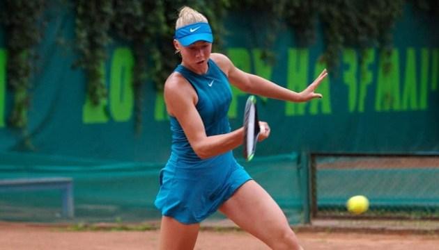 Теннисистка Лопатецкая - в полуфинале турнира ITF в Венгрии