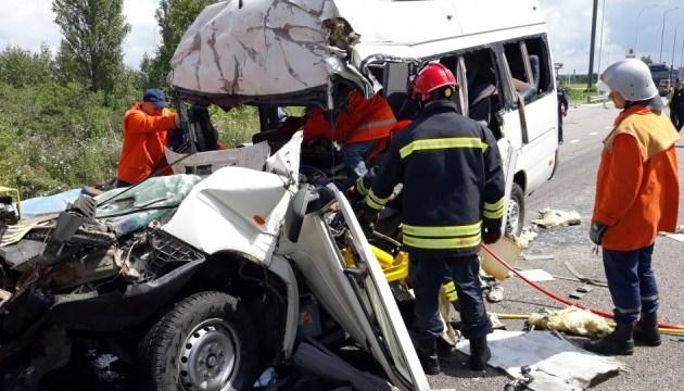 На Житомирщині оголосили жалобу через ДТП з 10 загиблими